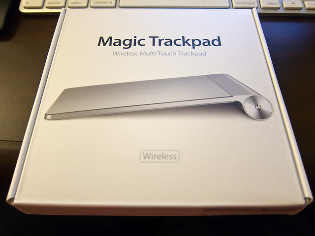 Apple Magic Trackpad Box