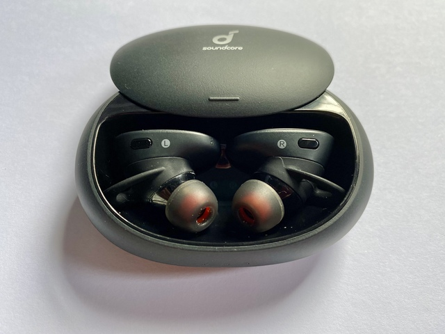 Soundcore Liberty 2 Pro in Charging Case