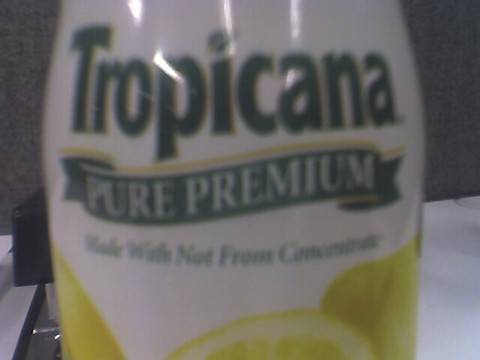 Made With Not From Concentrate