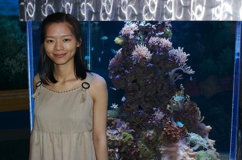 Erin & Reef Tank
