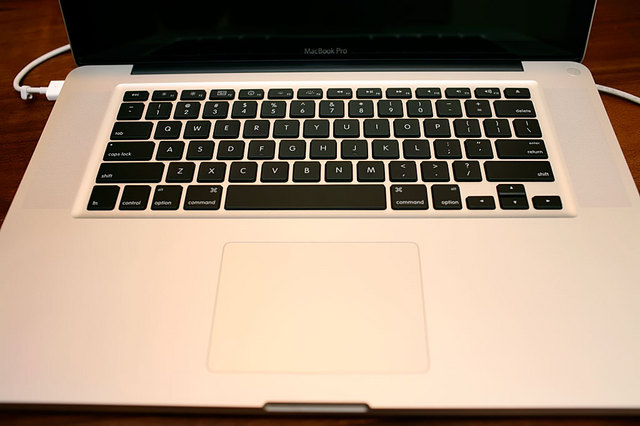 Keyboard & Trackpad