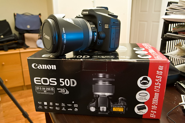 Canon 50D Kit
