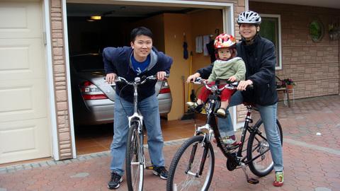 Going Biking