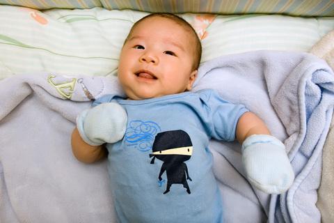 Our Lil' Ninja