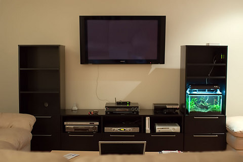 Entertainment Center