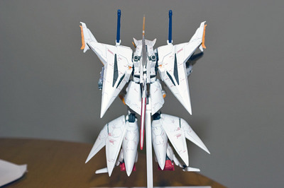 Gundam 0025 - Back View