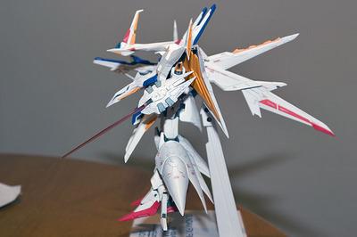 Gundam 0025 - Left View