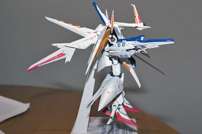 Gundam 0025 - Right View