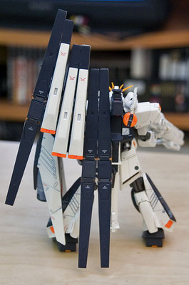 NuGundam - Back View