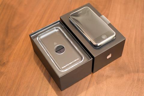 iPhone Box Cradle