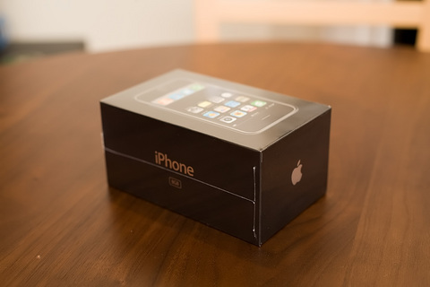 iPhone Box Side