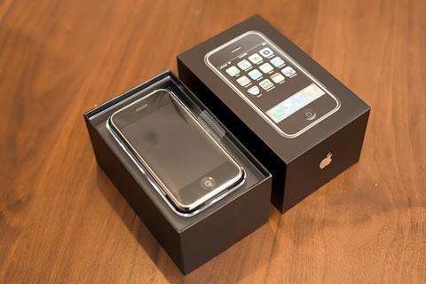 iPhone Open Box