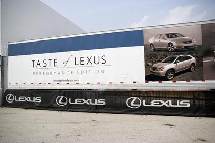 Taste of Lexus
