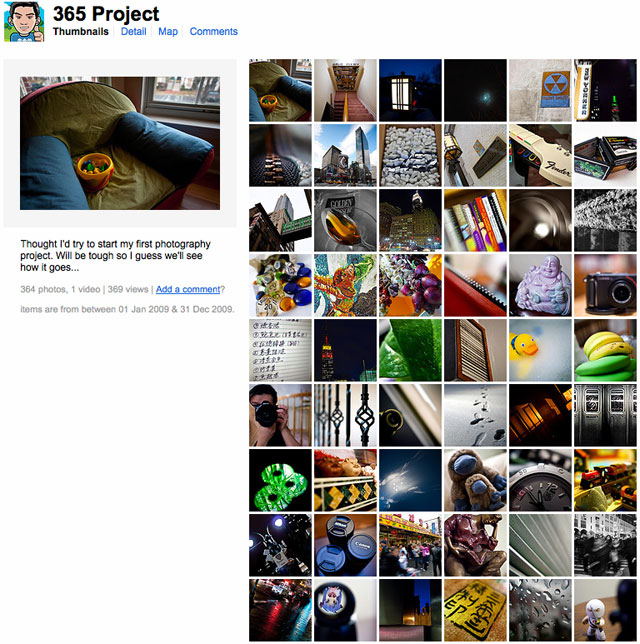 365 Project Clip