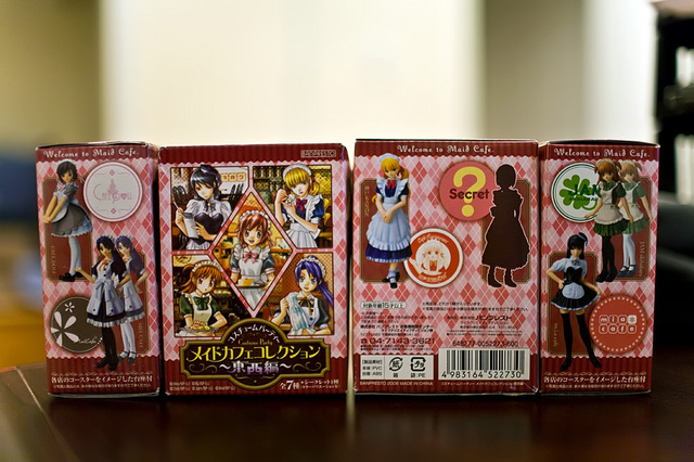 Maid Figurines