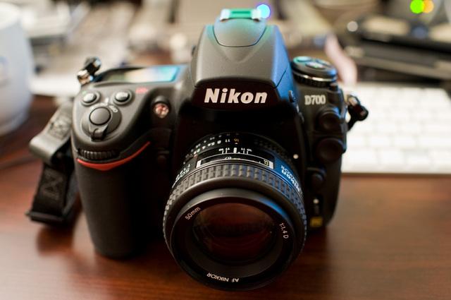 Nikkor 50mm f/1.4D