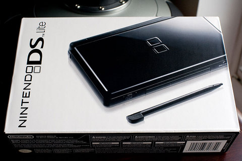 Nintendo DS Lite - Onyx