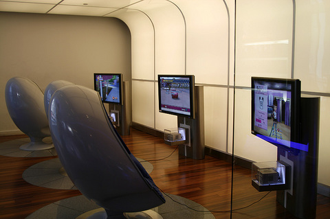 Gaming Pods