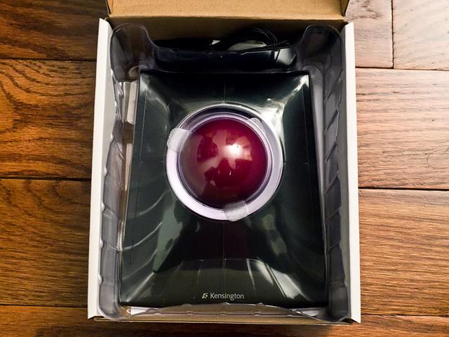 Slimblade Trackball Revealed