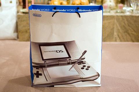 Nintendo World Bag