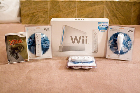 Wii Loot