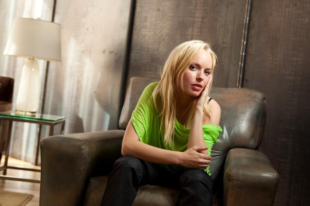 Catherine - Seated