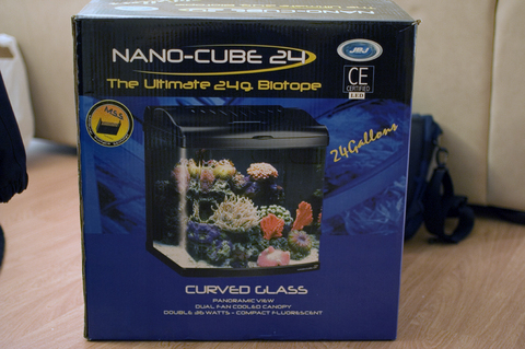 Nanocube 24 Gallon